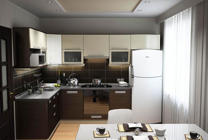Дизайн однокомнатной квартиры 111м