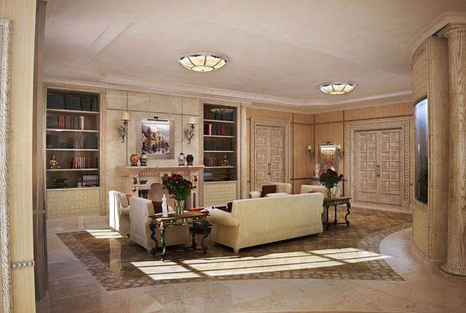 Интерьер гостинной комнаты 18 кв м фото